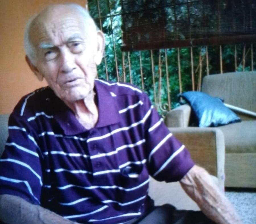 Hermenegildo Cotte Meléndez tenía 96 años y murió cinco días después del huracán María al no poder recibir asistencia respiratoria (semisquare-x3)