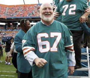 Muere el exjugador de los Dolphins Bob Kuechenberg