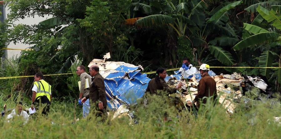 Identifican última víctima extranjera de accidente aéreo en Cuba (horizontal-x3)