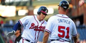 Cuatro peloteros de los Braves de Atlanta dan positivo a coronavirus