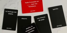 Raitrú: juego de cartas boricua con humor criollo