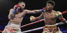 El boxeo oficialmente vuelve a Las Vegas en medio de la pandemia