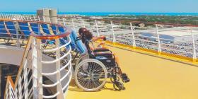¡A disfrutar del crucero sin barreras!