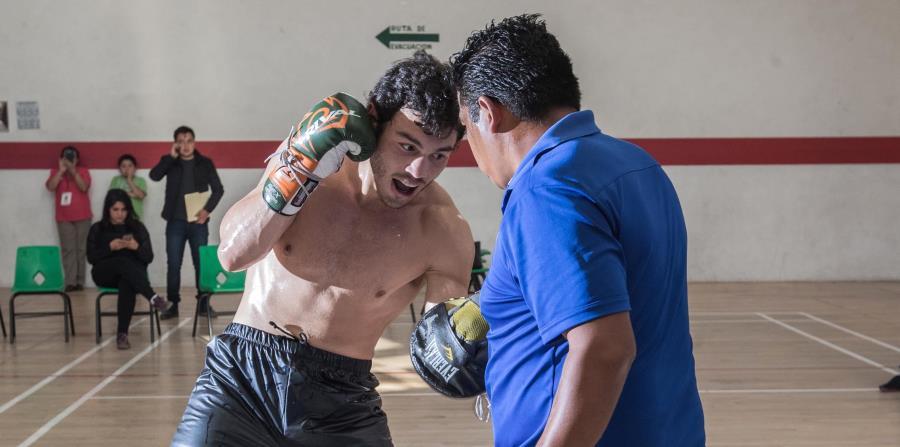 A sus 31 años, el hijo del seis veces campeón mundial Julio César Chávez entiende que el futuro de su carrera depende del nivel que pueda exhibir en el duelo de boxeadores mexicanos. (horizontal-x3)