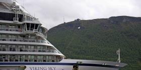 Autoridades investigarán el incidente de crucero averiado en altamar en Noruega