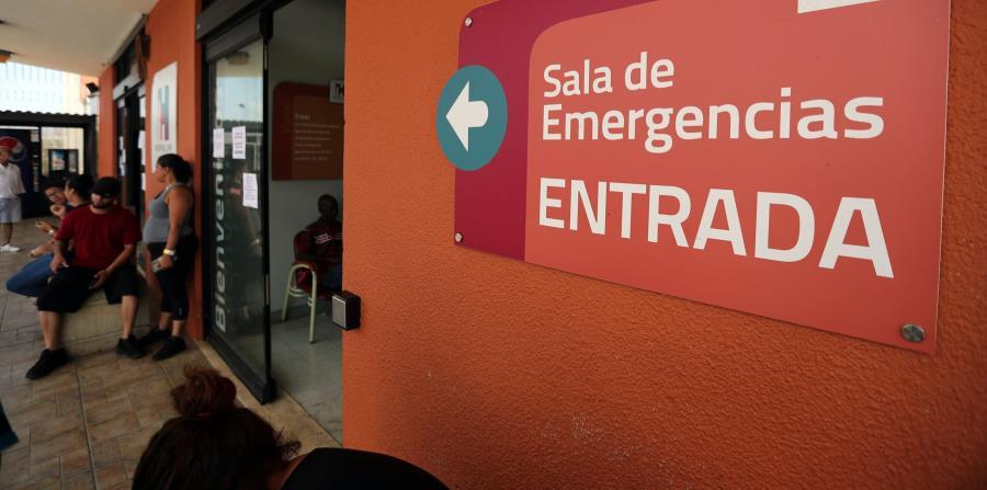 Cientos de personas dadas de alta de los hospitales luego del paso del huracán María sobre Puerto Rico quedaron varadas por un tiempo en los centros de salud en lo que se logró comunicación con sus familias y se les llevó a sus hogares. (horizontal-x3)