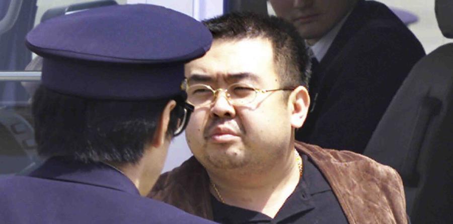 Kim Jong-nam Corea del norte (horizontal-x3)