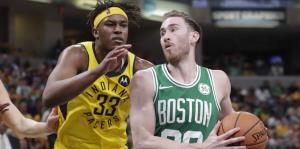 Celtics completan la barrida sobre los Pacers