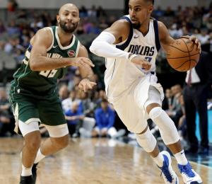 Embalado Clavell con los Mavericks de Dallas