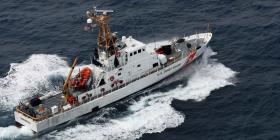 Guardia costera suspende búsqueda de avioneta que cayó en el océano Atlántico