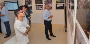 """Abre la exposición """"A un año de María"""" con imágenes de los fotoperiodistas de GFR Media"""