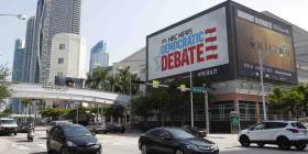 Los demócratas inician los debates presidenciales