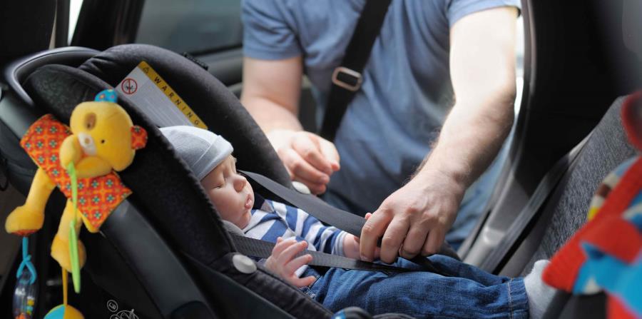 En marzo un bebé murió tras ser olvidado en el carro por su padre. (Shutterstock) (horizontal-x3)