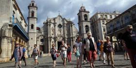 Cuba recibe su primer millón de turistas en 2019
