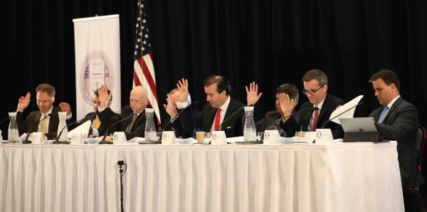 La Junta apela en el Supremo federal la decisión del Apelativo sobre el nombramiento de sus miembros