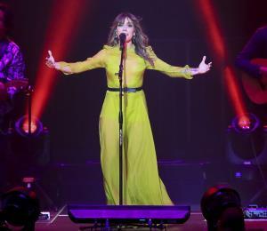 Irrepetible Kany García en su concierto