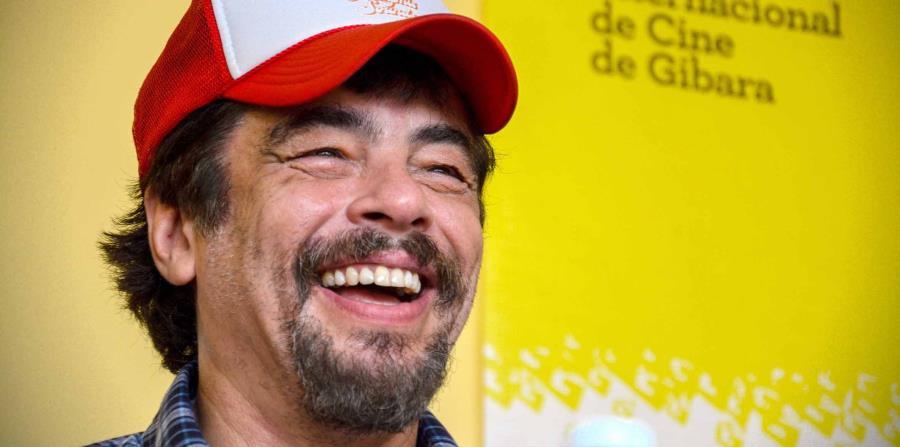 Benicio del Toro participa en el Festival Internacional de Cine de Gibara. (horizontal-x3)