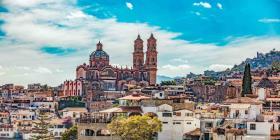Taxco, entre la plata y la arquitectura colonial