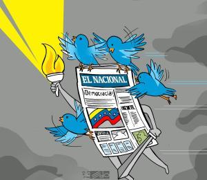 El Nacional: desde mañana no circulará el diario en papel