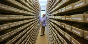 El archivo del Holocausto comparte en internet millones de documentos