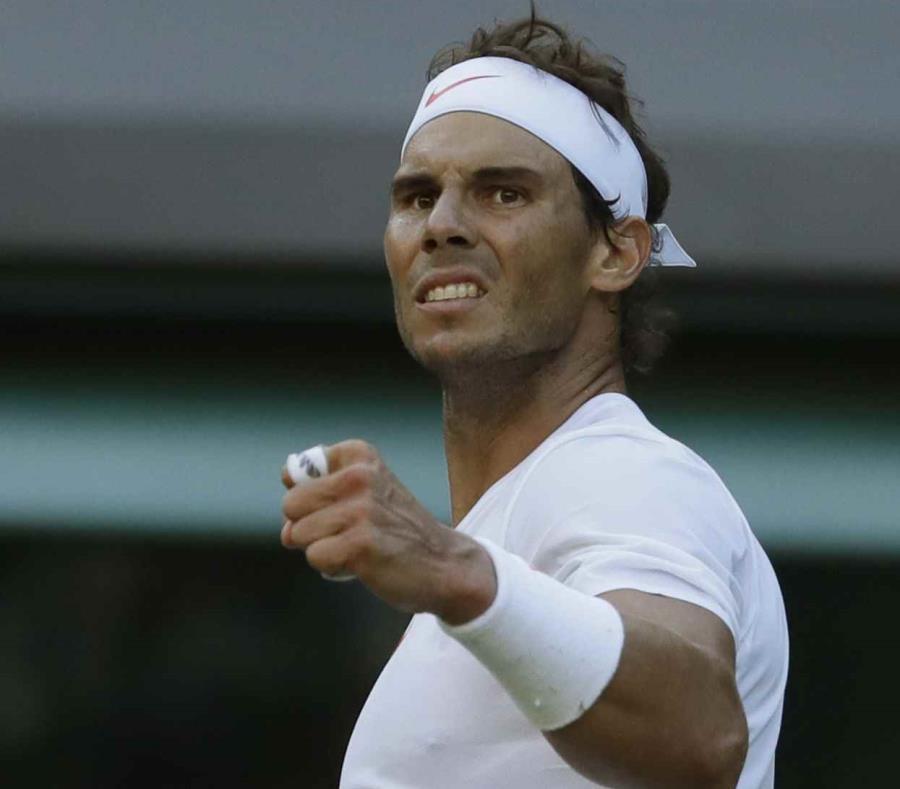 Nadal a las semifinales tras un agotador partido de cinco sets y cuatro horas y media con el argentino Juan Martín del Potro. (AP) (semisquare-x3)