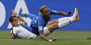 Brasil elimina a Costa Rica del Mundial