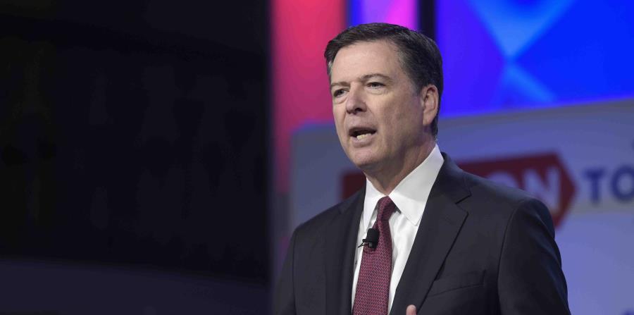 Trump despide al director del FBI, James Comey (horizontal-x3)