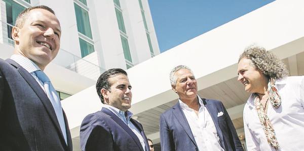 Inauguran la más reciente inversión hotelera de Paulson