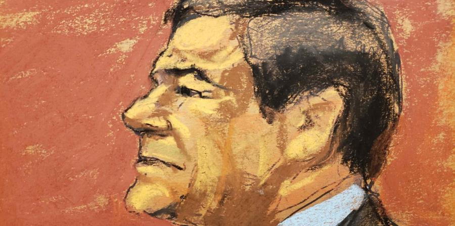 Testigo habló de al menos seis asesinatos de rivales y traidores que Guzmán supuestamente ordenó cuando se encontraba en las montañas en Sinaloa. (EFE) (horizontal-x3)