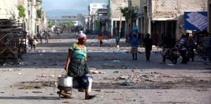 Té en Haití