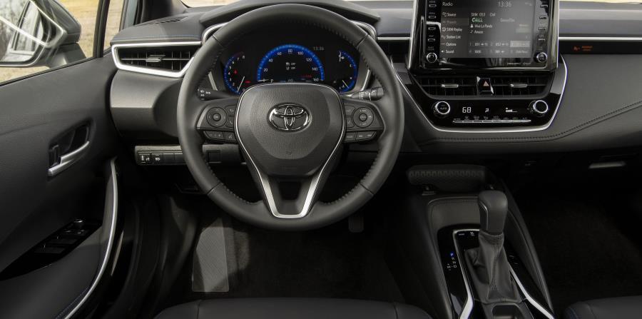 El Toyota Corolla cumple con el compromiso de Toyota con la seguridad del conductor y los pasajeros gracias al paquete Toyota Safety Sense 2.0 de sistemas de seguridad activa. (Suministrada)