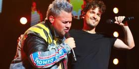 Novel cantante habla sobre su gran oportunidad con Tommy Torres en concierto