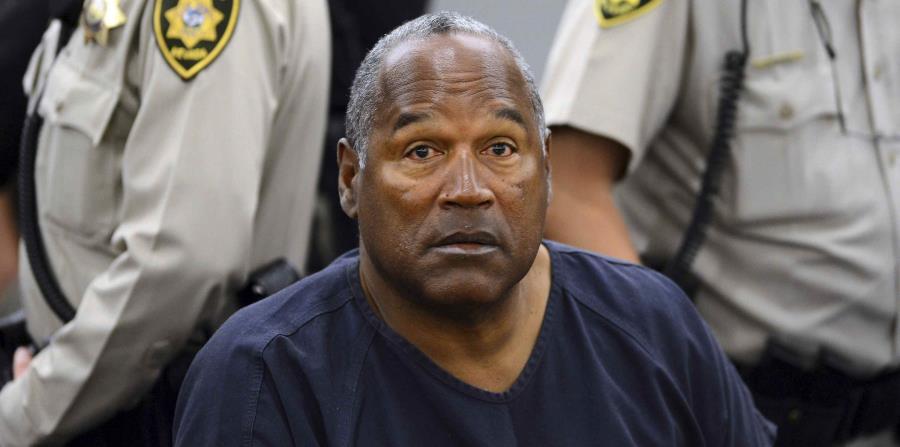 Simpson tendrá la historia a su favor y un historial impecable tras las rejas cuando se acerca a los nueve años de prisión (horizontal-x3)