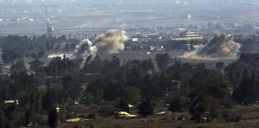 Estados Unidos, Rusia y Jordania pactaron el año pasado la inclusión de Daraa en una