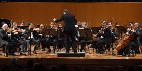 Frente a un estreno histórico la Orquesta Sinfónica de Puerto Rico