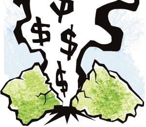 Boicot al despilfarro de fondos públicos