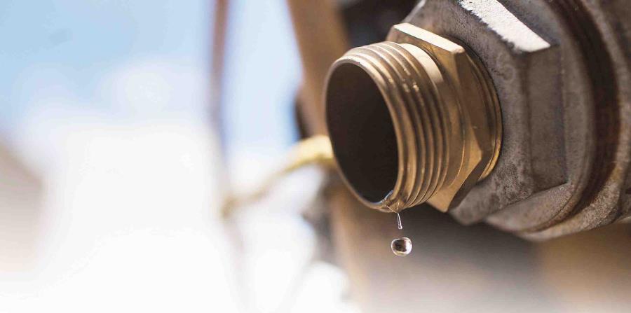 Los vecinos de Ortiga no tienen servicio de agua potable desde septiembre pasado. (horizontal-x3)
