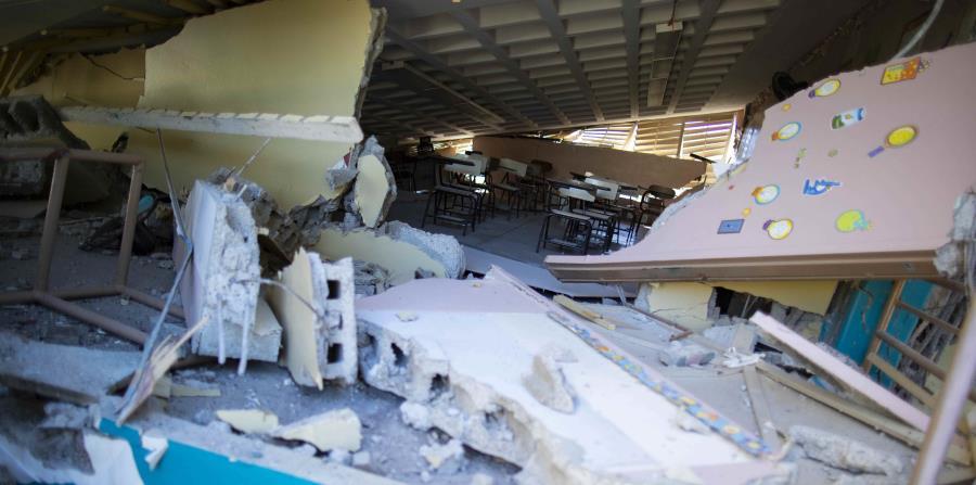 Colegio de Ingenieros advierte que solo 500 escuelas están reforzadas contra terremotos