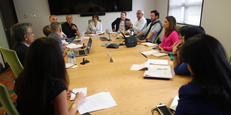La alianza Medios por Puerto Rico está compuesta por canales de televisión, radio y prensa escrita con el fin de proveer información clara y transparente sobre los asuntos críticos como la deuda, educación, salud y energía. (horizontal-x3)