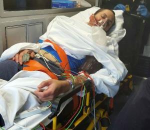 Jayuyano resulta herido en accidente de auto en Nueva York