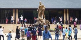Así luce hoy la caverna de Tailandia en la que quedaron atrapados los 12 niños futbolistas