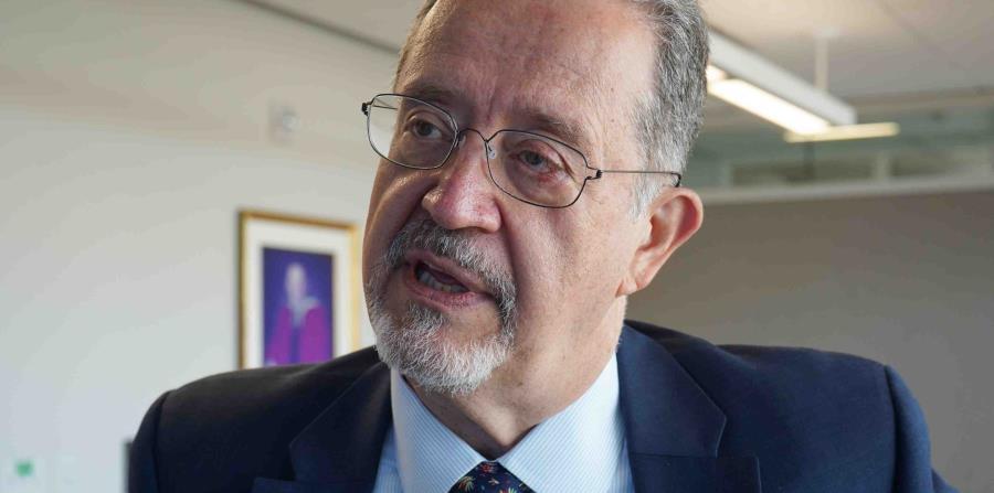Carlos Santos Burgoa, principal investigador del estudio.