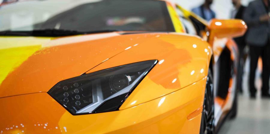 Modelo especial Lamborghini Aventador S, versión Skyler Gray. (Suministrada)