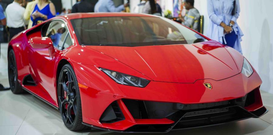 Lamborghini Huracán. (Suministrada)