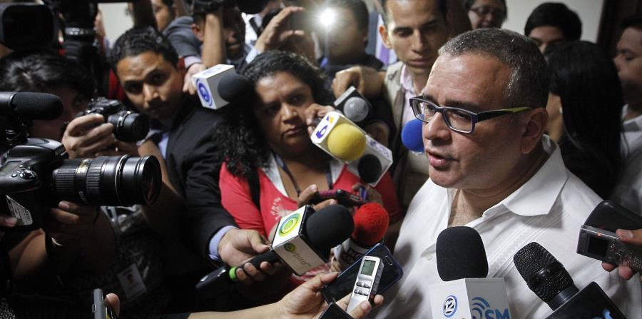 expresidente salvadoreño Mauricio Funes (horizontal-x3)