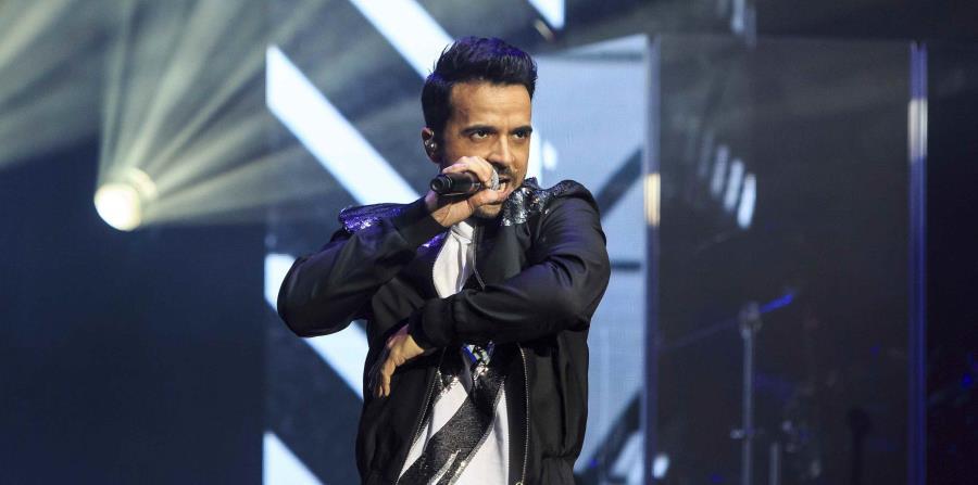 El cantante y compositor puertorriqueño Luis Fonsi, se va a presentar el 1 de junio, en el Coliseo de Puerto Rico (horizontal-x3)