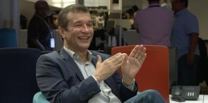 """Cuéntame con Angelo Medina: """"Mi sueño fue ser un baloncelista"""""""