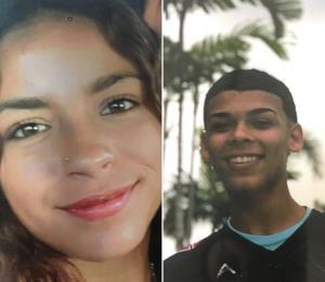 La pareja de jóvenes desaparecida regresa a su hogar