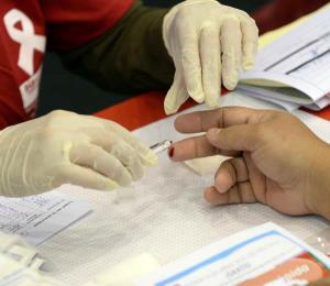 HIV patients at risk due to budget cuts