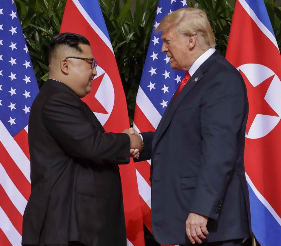 Kim viaja a China entre expectativas de segunda cumbre con Trump